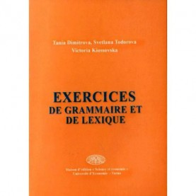Exercices de grammaire et de lexique