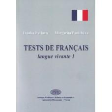 TESTS DE FRANCAIS